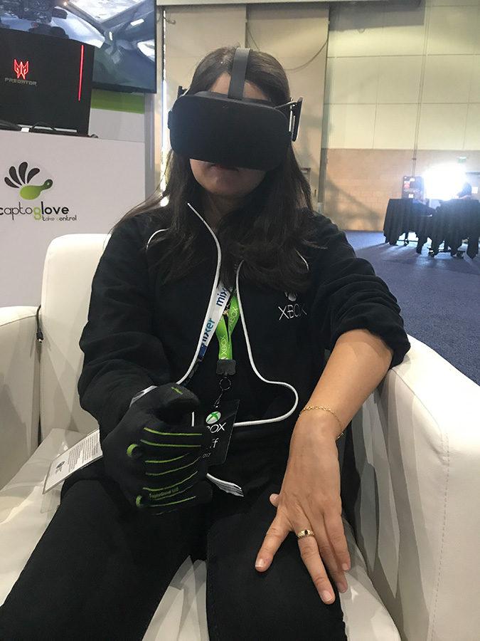 CaptoGlove at E3 2017
